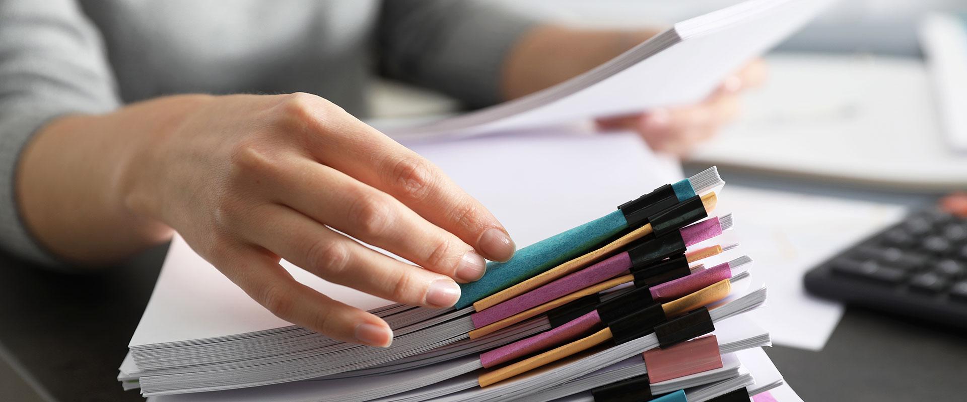 Подготовка комплекта документов по охране труда